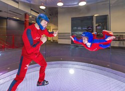 Indoor Skydiving at iFLY - pic 1