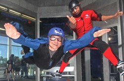 Flyer indoor skydiving Milton Keynes